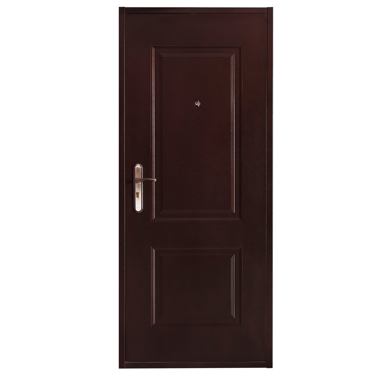 Splendoor Drzwi Wejściowe Hermes Brązowe 80p