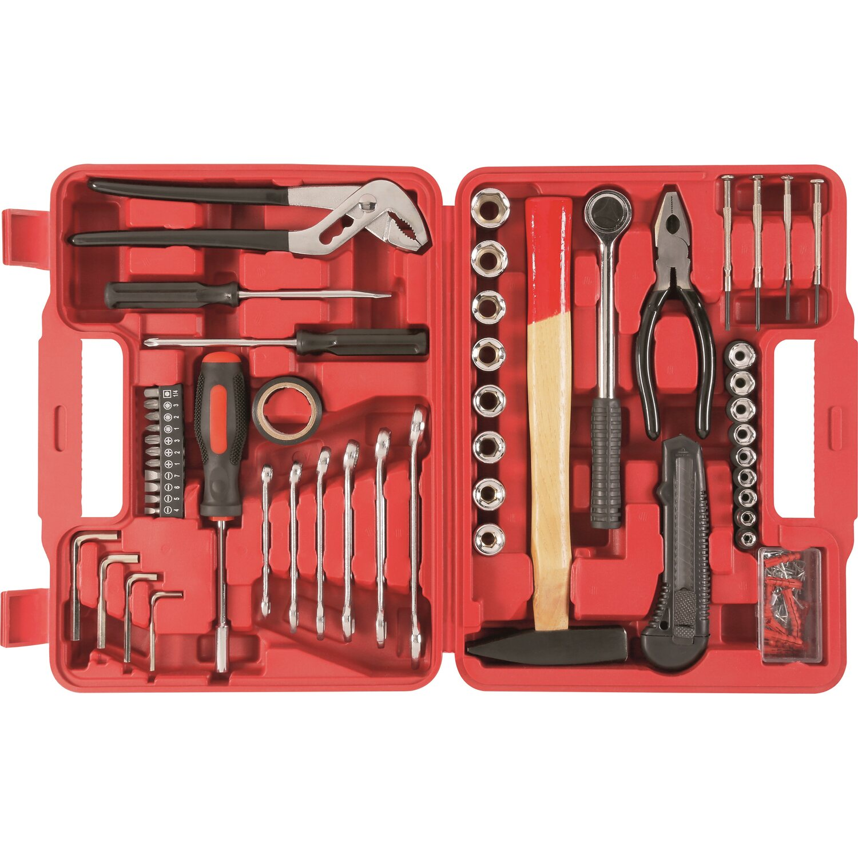 b4cb8e889f9fef Ellix Zestaw narzędzi 52-częściowy kupuj w OBI