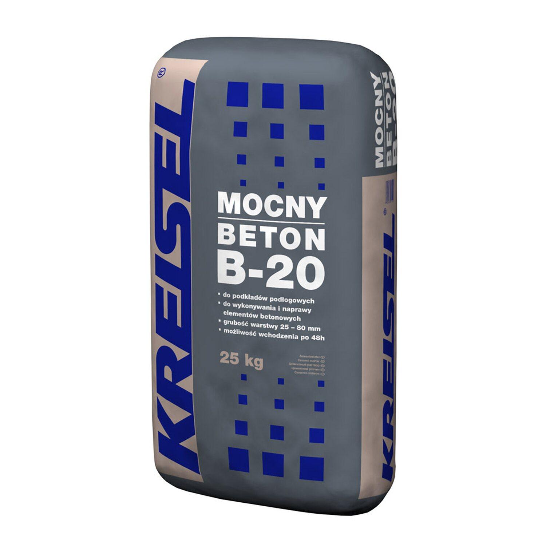 Młodzieńczy Kreisel Beton B20 25 kg kupuj w OBI EJ97
