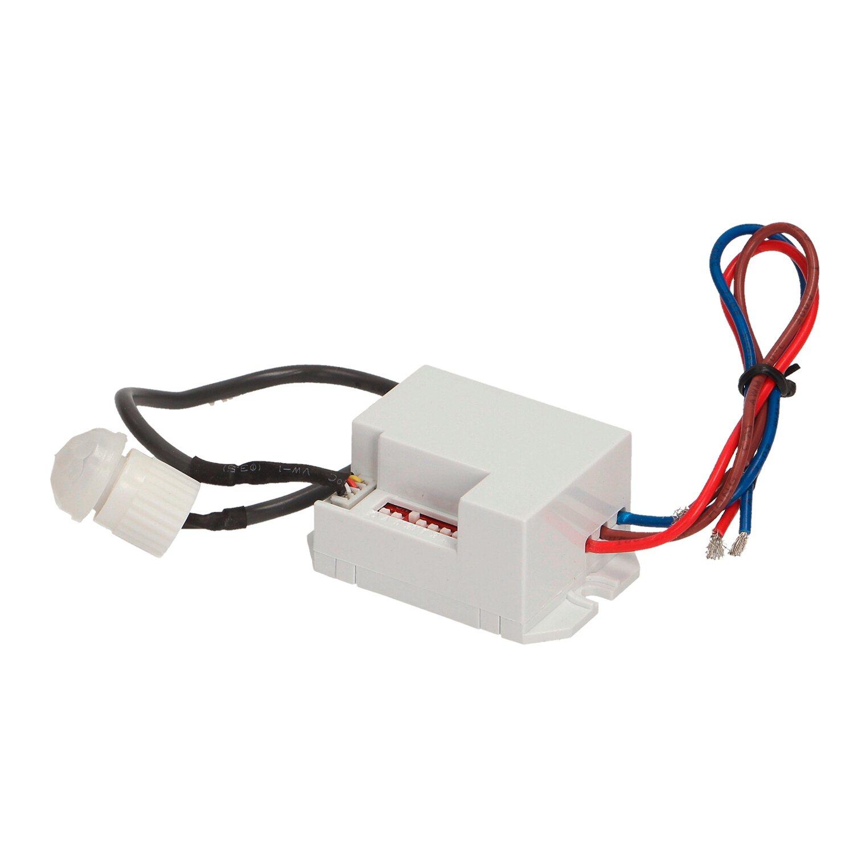 Orno Czujnik Ruchu Or Cr 211 360 Stopni Z Zewnętrznym Sensorem
