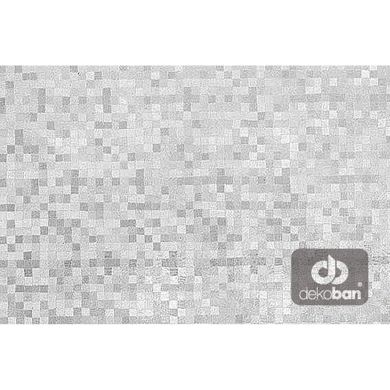 Dekoban Folia Statyczna Kratka Transparentna 45 Cm