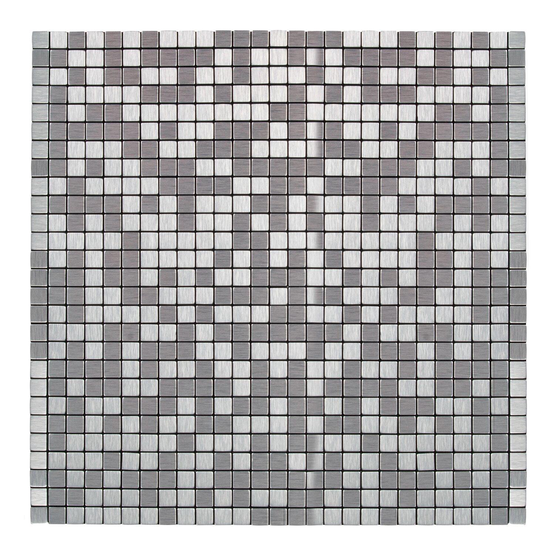 Mozaika Samoprzylepna Silver 30 Cm X 30 Cm Kupuj W Obi