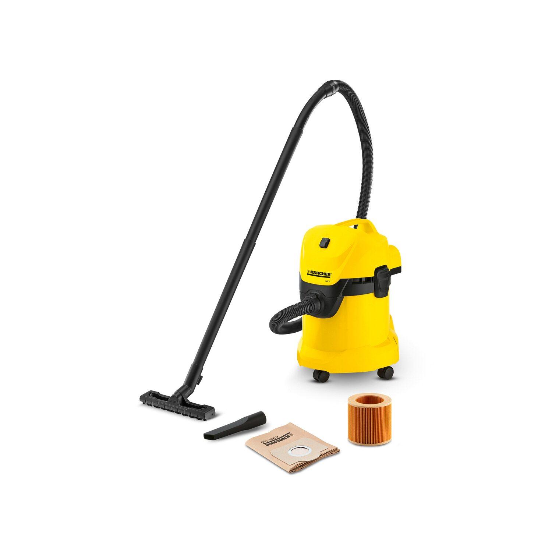 karcher odkurzacze bezworkowe do pyłów kupno