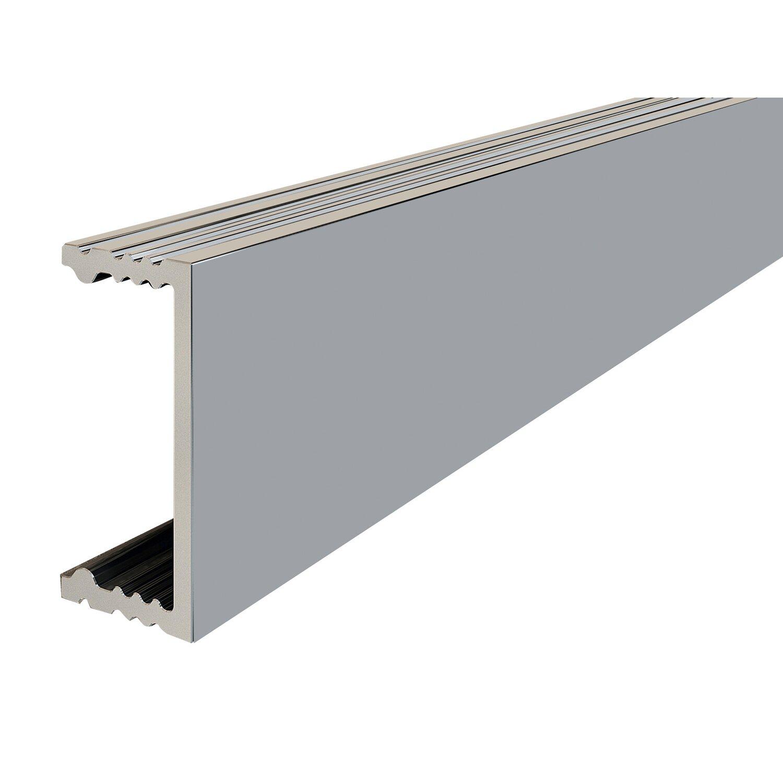 Listwa Aluminiowa Polerowana 15 Cm X 250 Cm