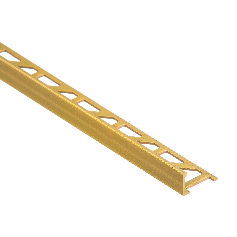 Cezar Profil Narożny L Złoty N 10 Mm X 2500 Mm
