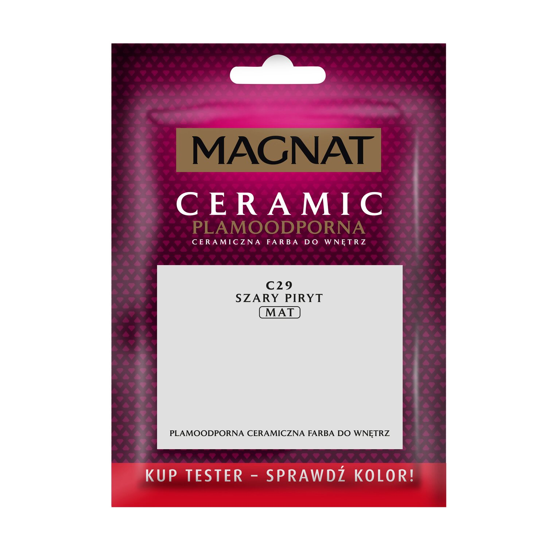 Magnat Ceramic Tester Koloru Szary Piryt 30 Ml Kupuj W Obi