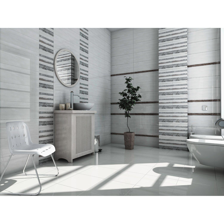 Ceramika Color Glazura Lakewood White 20 Cm X 60 Cm