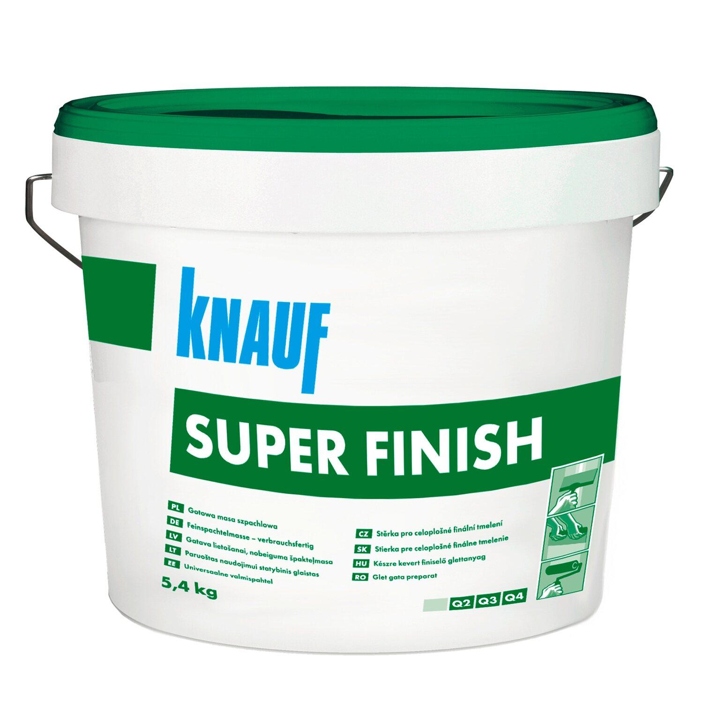 knauf gotowa masa szpachlowa super finish 5,4 kg kupuj w obi