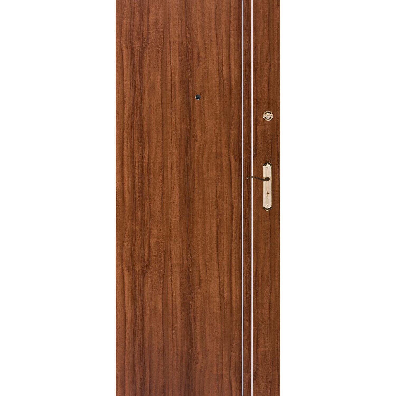 Dre Drzwi Wewnątrzklatkowe Wigo 10 Orzech 80l