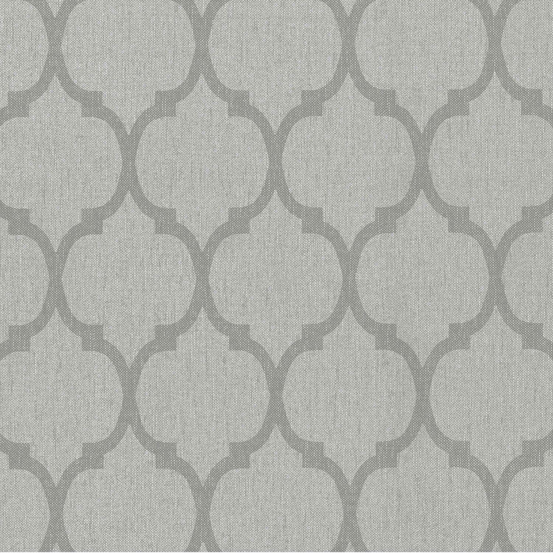 Tapeta flizelinowa orient szara kupuj w obi for Papel pintado blanco y plata