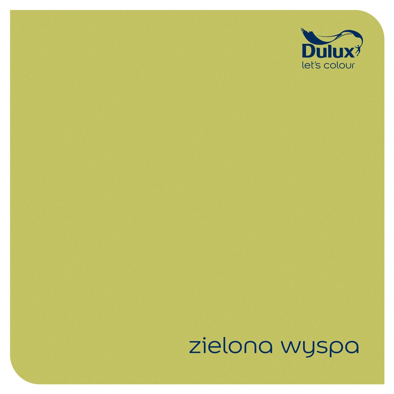 Dulux Emulsja Easycare Kuchnia I łazienka Zielona Wyspa 25 L