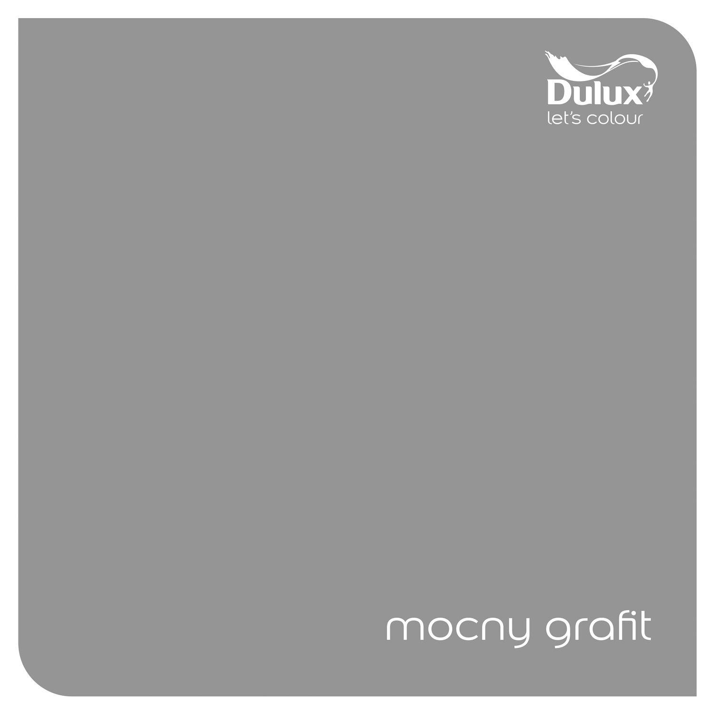 Dulux Emulsja Easycare Kuchnia I łazienka Mocny Grafit 25 L