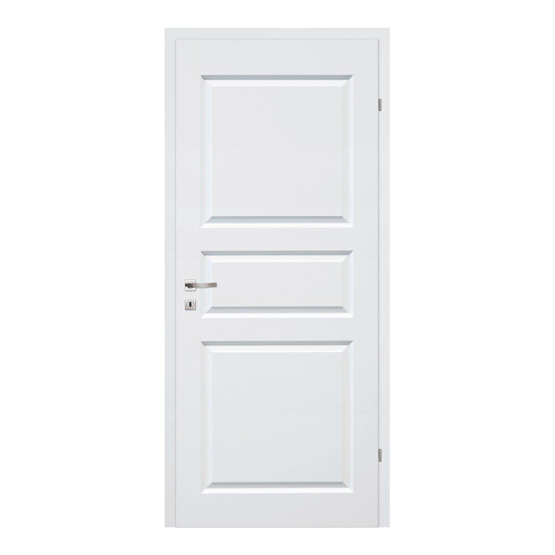 Classen Skrzydło Drzwiowe Ardesia Białe 80p