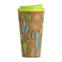 Dajar Kubek Korkowy 450 ml Cactus