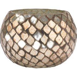 Świecznik szklany Natural Summer