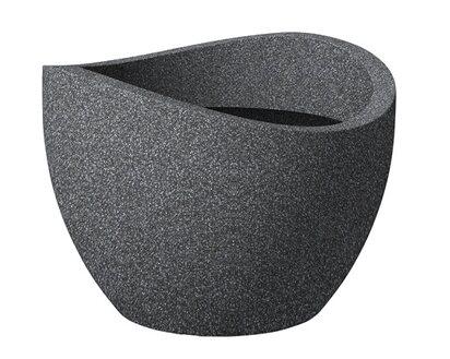 Scheurich Donica Wave Globe Granit śr 50cm