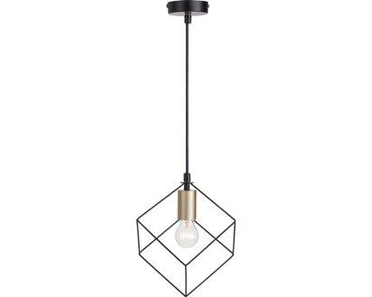 nowoczesne czarne lampy wiszące obi