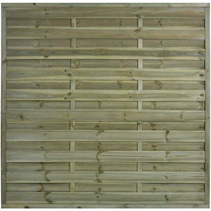 Sobex Płot lamelowy R30 prosty 180 cm x 180 cm