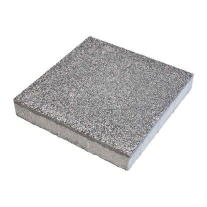 Bruk-bet Płyta chodnikowa Granito Nero 35cm x 35cm x 5cm