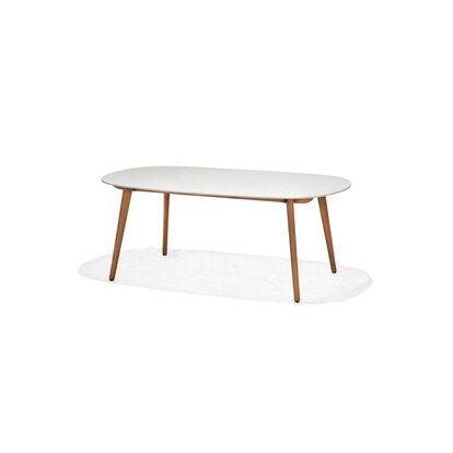 OBI Stół Montreux biały owalny 190x105cm