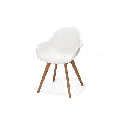 OBI Fotel Montreux biały