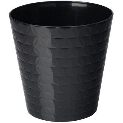 Osłonka Diament Petit czarna15cm