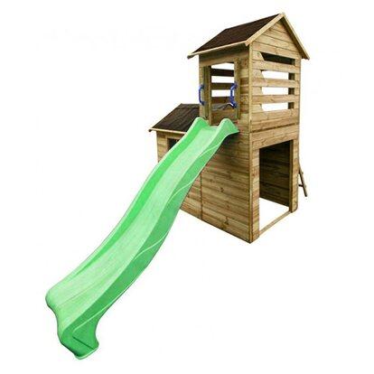 4IQ Domek dla dzieci Robert ze ślizgiem
