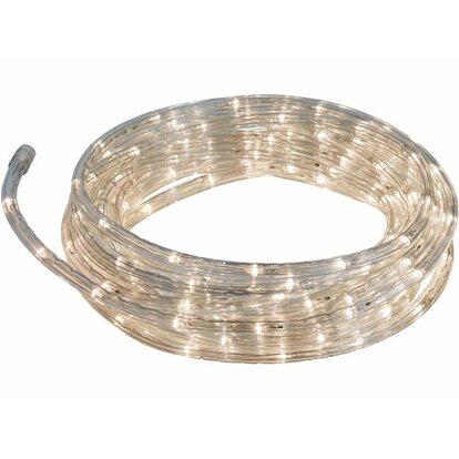 OBI Wąż świetlny ciepły biały 160 LED 9m