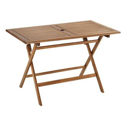 OBI Living Garden Stół składany Greenville eukaliptus 120x70cm