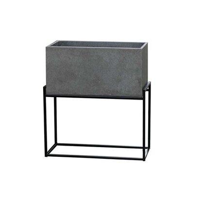 OBI Donica Square na metalowej ramie 60x29x29cm