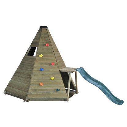 Sobex Domek dla dzieci Tipi z ślizgiem