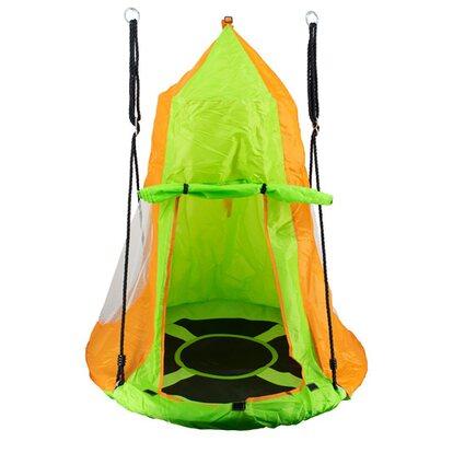 Siedzisko bocianie gniazdo z namiotem