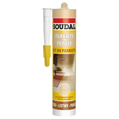 Soudal Kit do parkietu, kolor buk, opak. 300 ml