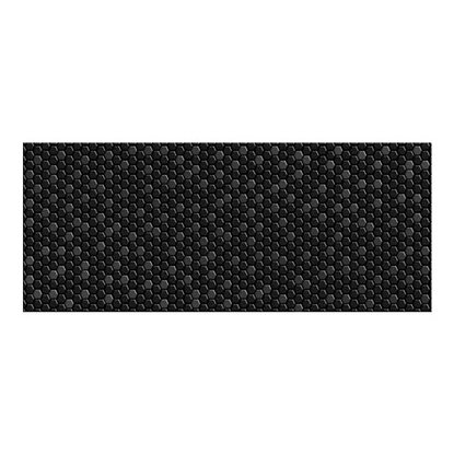 Ceramika Color Dekor Crystal geo black 25 cm x 60 cm