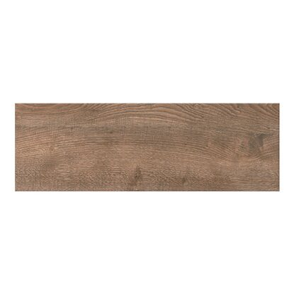 Cersanit Glazura Soul brown wood 25 cm x 75 cm