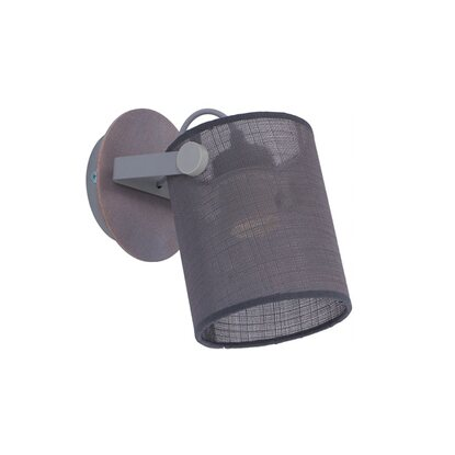 TK Lighting Kinkiet Relax Schintz 1x60 W E27