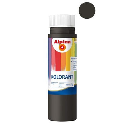 Alpina Kolorant czarny 250 ml