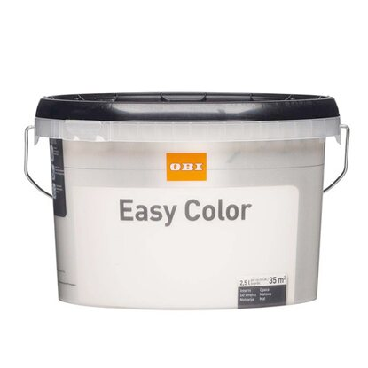 OBI Easy Color Emulsja ecru 2,5 l