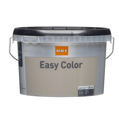 OBI Easy Color Emulsja granit 2,5 l