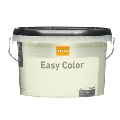 OBI Easy Color Emulsja pistacja 2,5 l