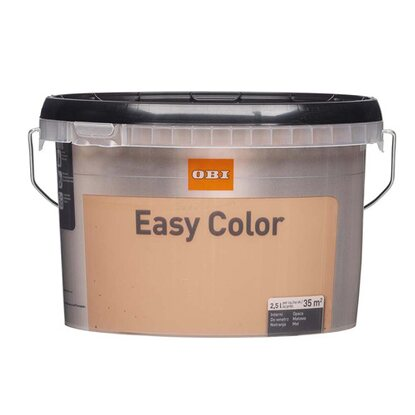 OBI Easy Color Emulsja karmel 2,5 l