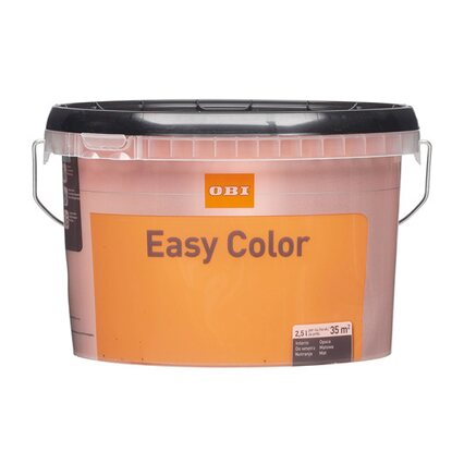 OBI Emulsja Easy Color bursztyn 2,5 l