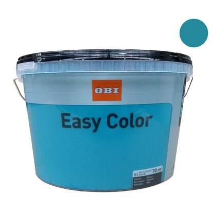 OBI Easy Color Emulsja turkus 5 l