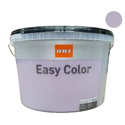 OBI Easy Color Emulsja fiołek 5 l