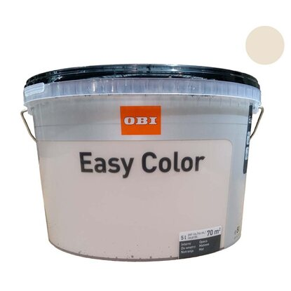 OBI Easy Color Emulsja cafe frappe 5 l