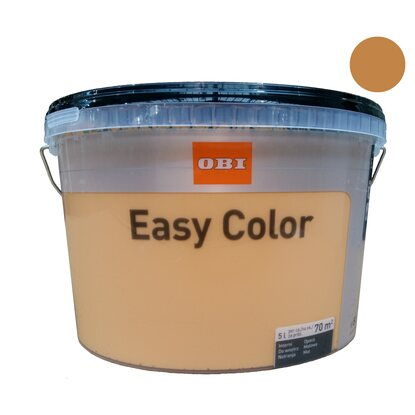 OBI Easy Color Emulsja brzoskwinia 5 l