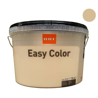 OBI Easy Color Emulsja migdał 5 l