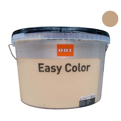 OBI Easy Color Emulsja sahara 5 l