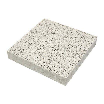 Bruk-bet Płyta chodnikowa Granito Bianco 35 cm x 35 cm x 5 cm