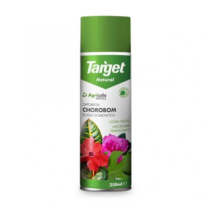 Target Natural Aerozol Agricolle na choroby roślin domowych 250 ml